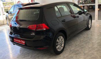 Volkswagen Golf 1.6 TDI BlueMotion technology 110cv full
